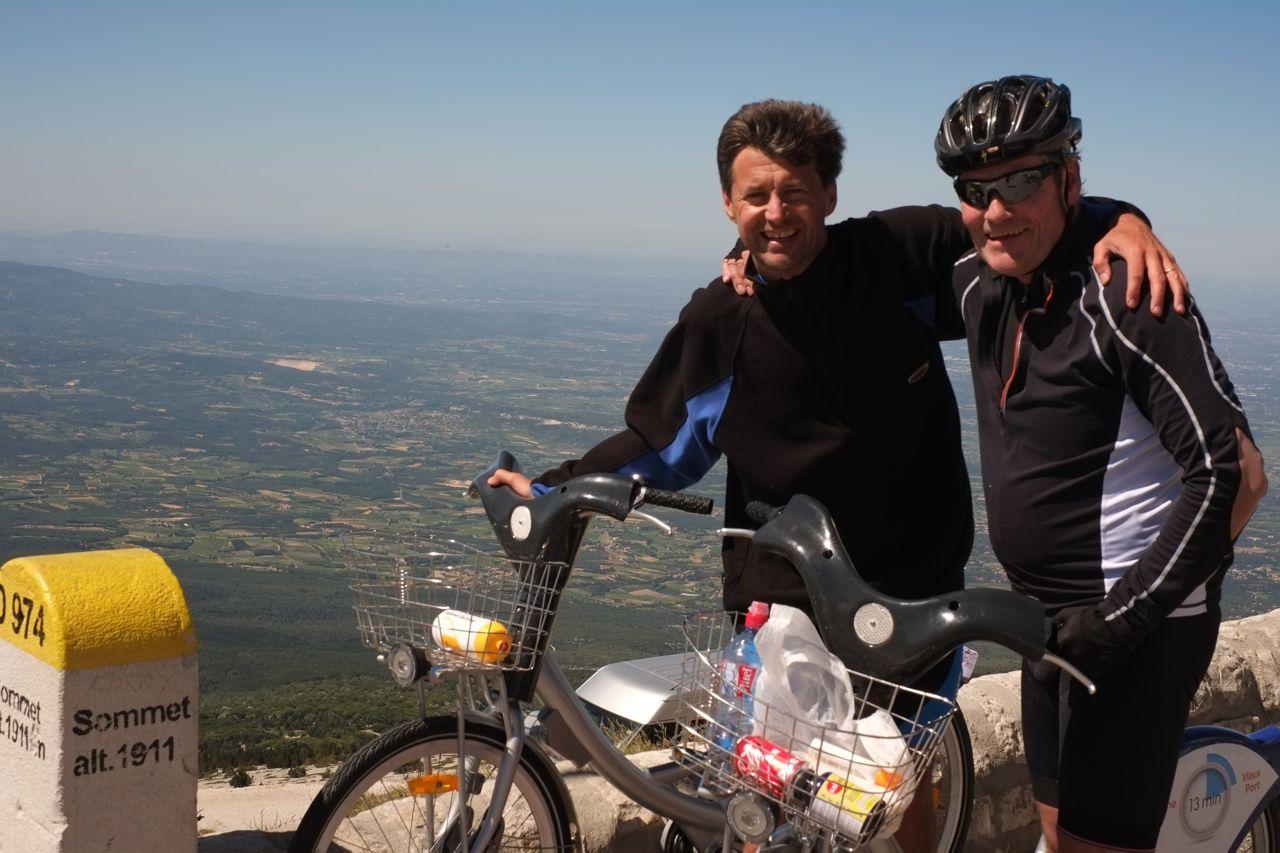 The Mont Ventoux's local hero