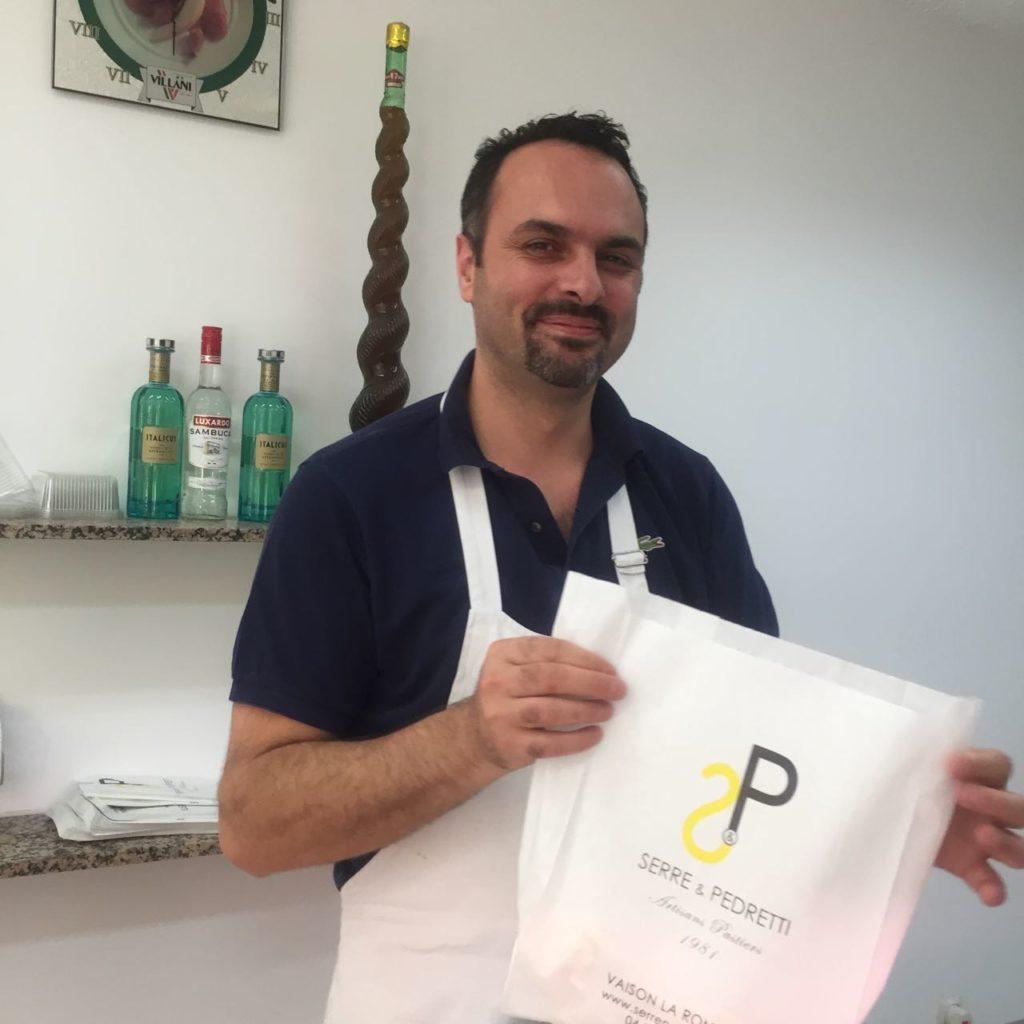 Serre Pedreti, Italian deli, Vaison-la-Romaine