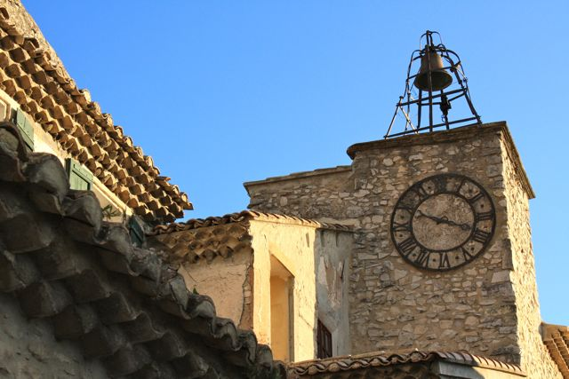 Perched villages of Provence