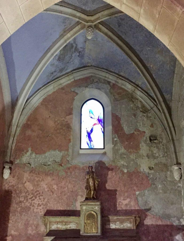 Cathedral Ville Haute, Vaison-la-Romaine