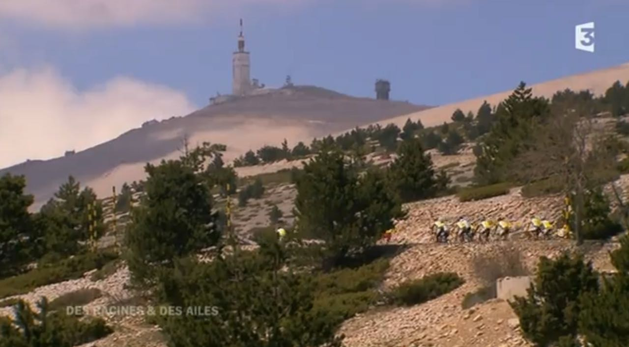 Mont Ventoux by Bedoin