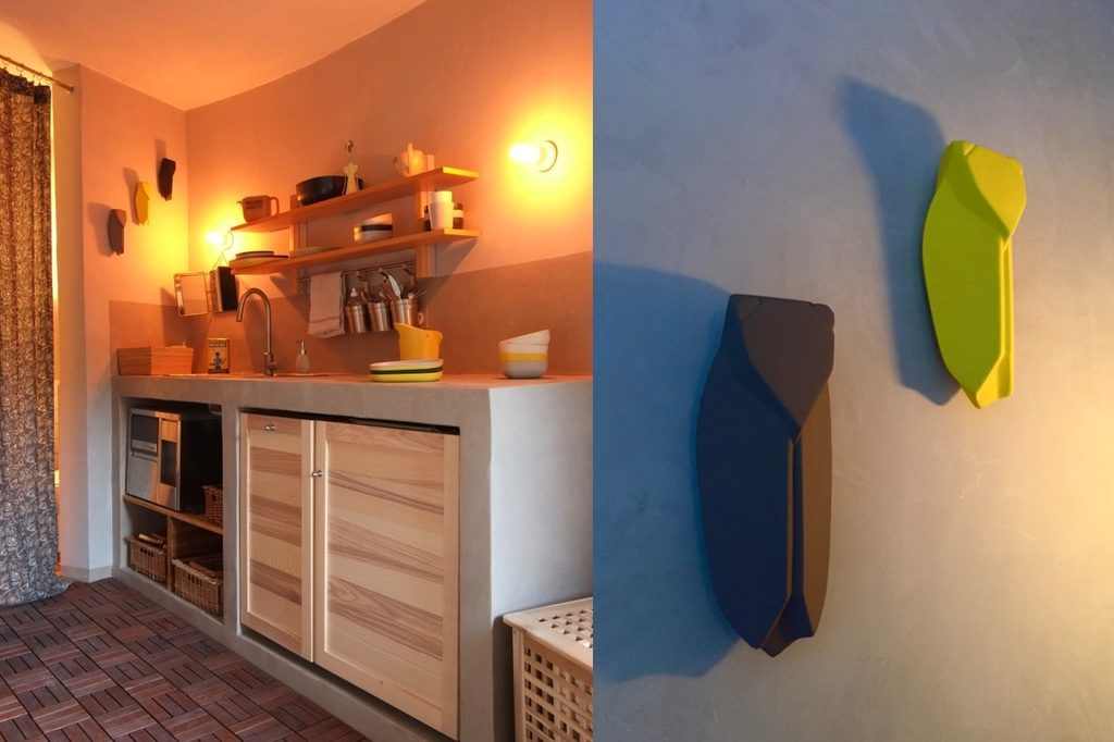 summer kitchen, la Baye des Anges