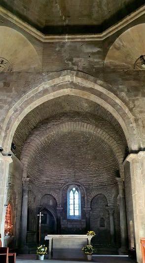 Cathedral, Vaison-la-Romaine