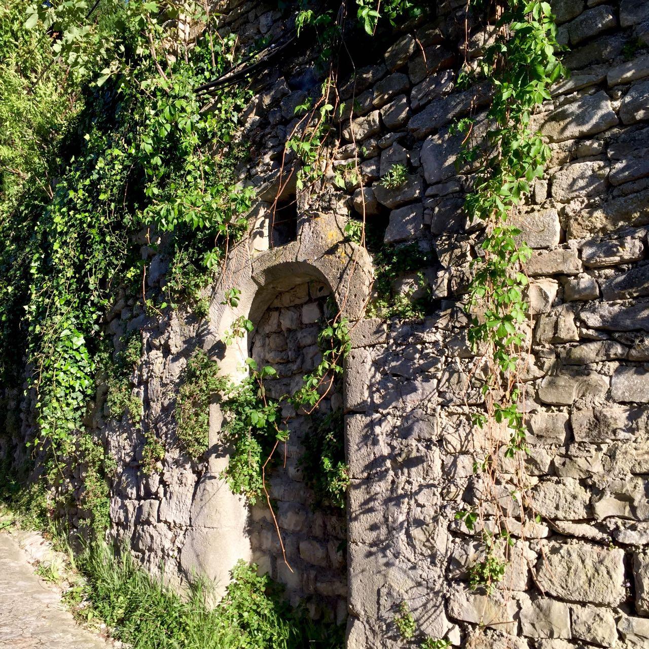 Vaison-la-Romaine's Ville Haute