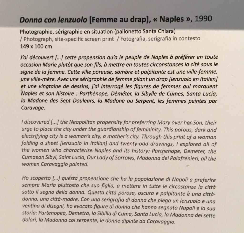 Ecce Homo Ernest Pignon-Ernest
