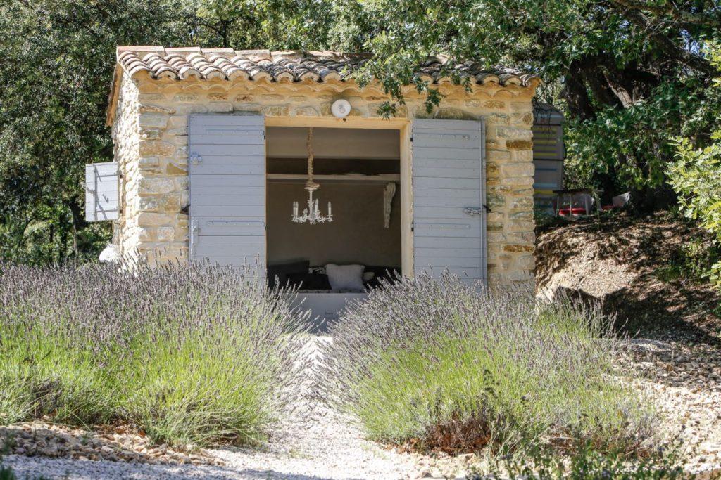Summer house at la Baye des Anges