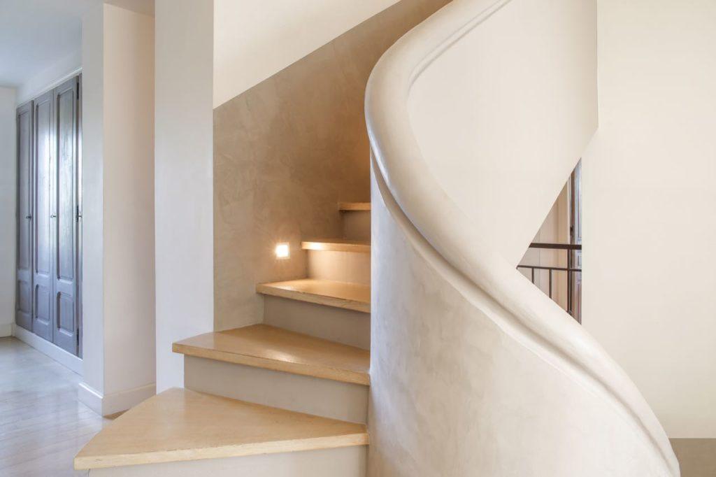 Staircase La Baye des Anges