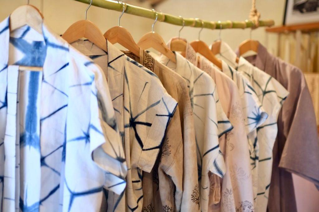 Mei Line pop up shop, La Baye des Anges