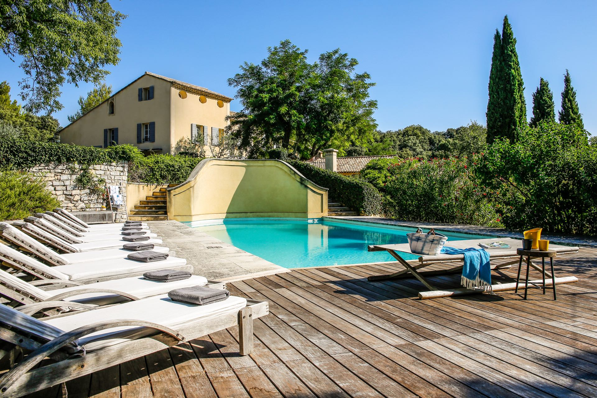 La Baye des Anges, Slow Life in Provence