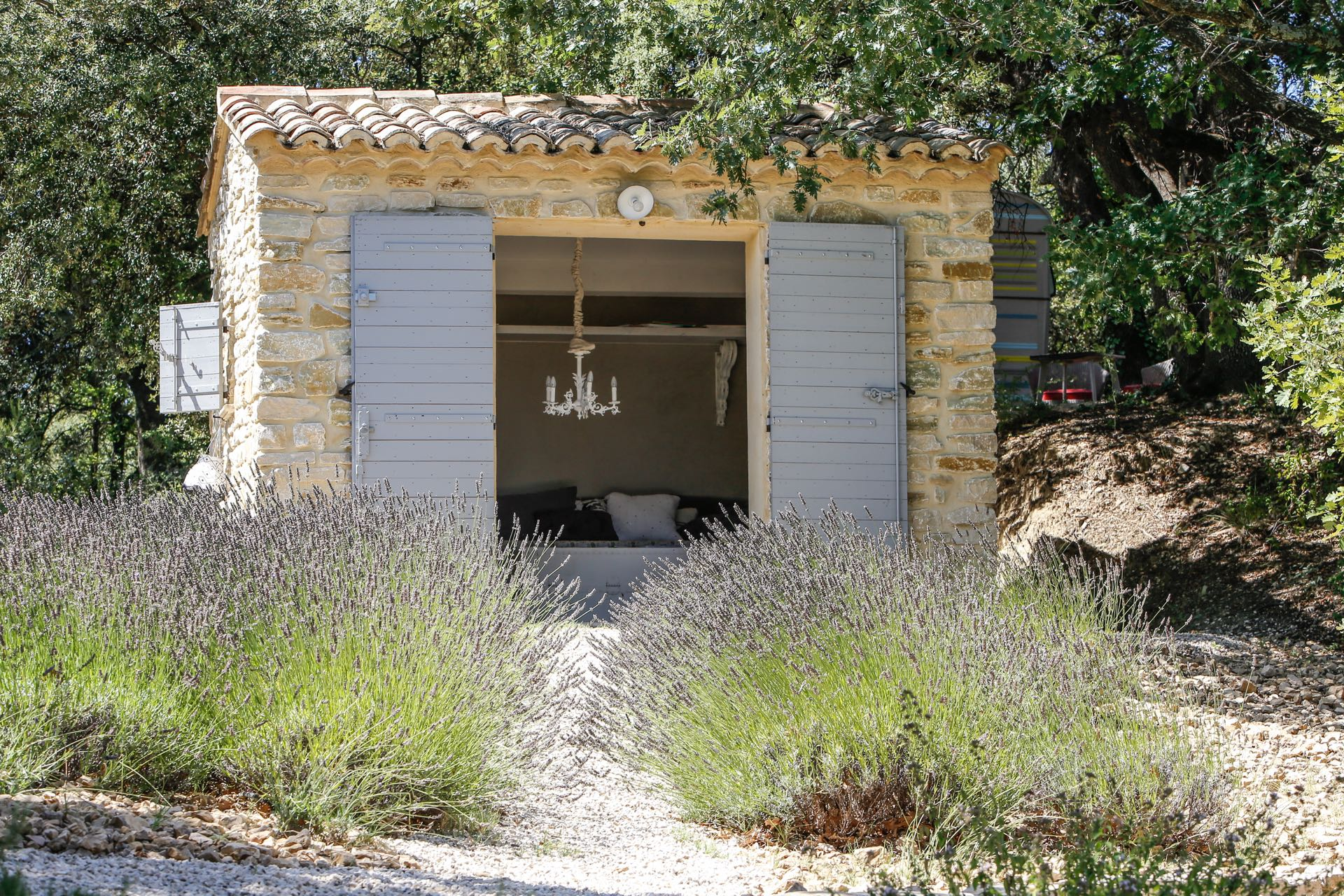 La Baye des Anges, Slow Life in Provence