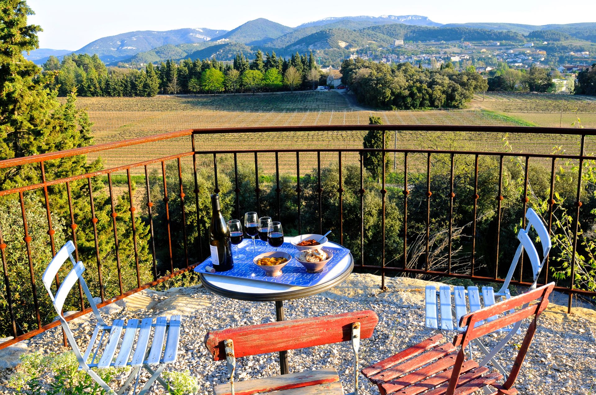 Landscape of Provence
