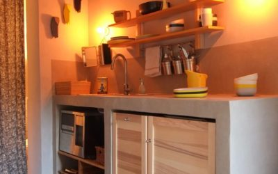 Project: summer kitchen