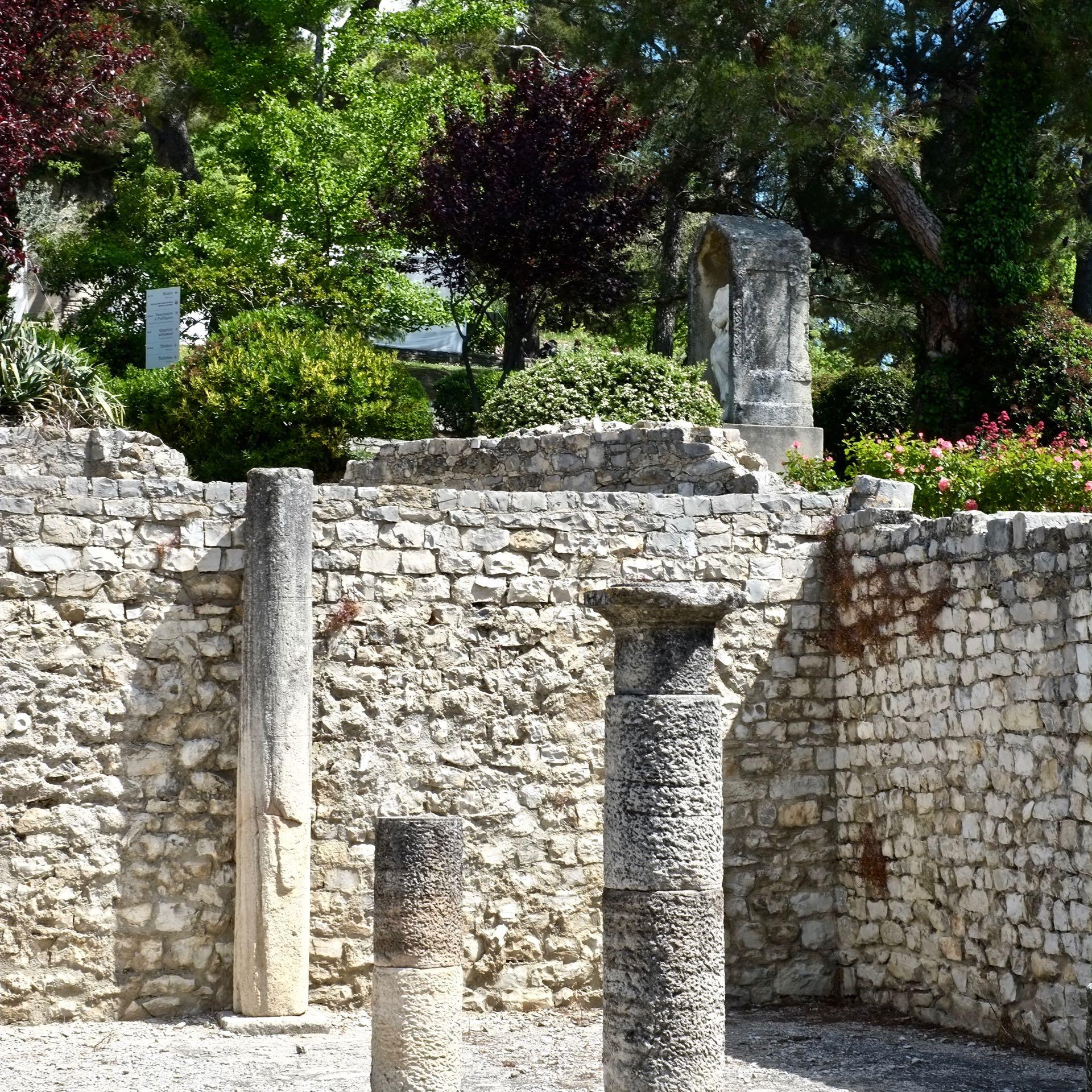 Ancient Roman remains